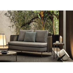 Canapé Minotti TAPE CORD OUTDOOR
