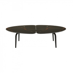 Table basse GRAPHIUM 140x60 ZANOTTA