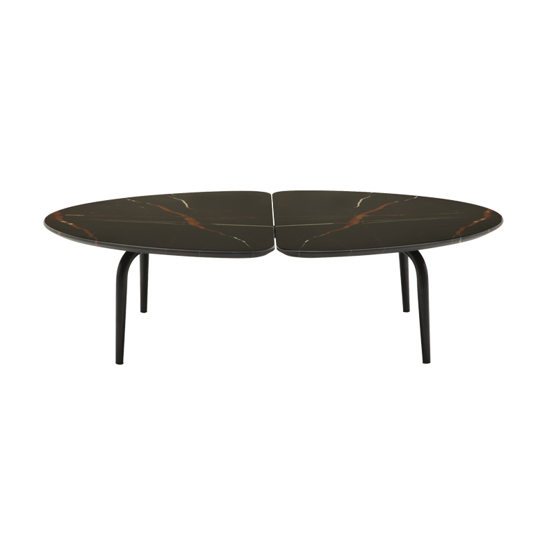 Table basse Zanotta GRAPHIUM 140x60