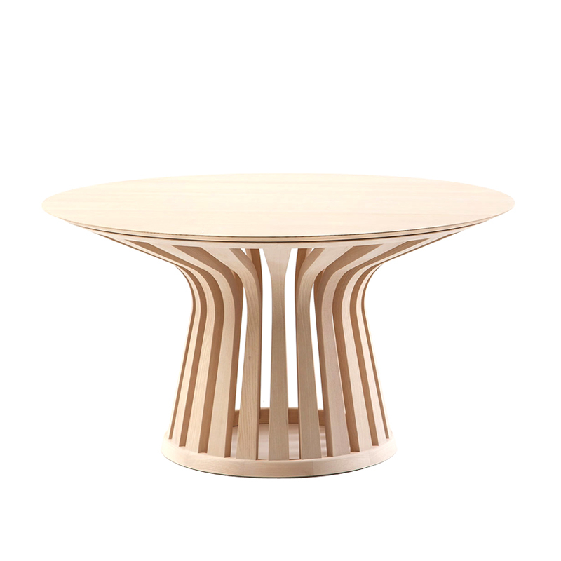 Table Cassina 390 LEBEAU WOOD