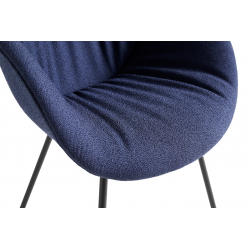 Petit Fauteuil Hay ABOUT A CHAIR AAC 127 SOFT