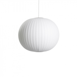 Lampe Suspension NELSON BALL BUBBLE M HAY