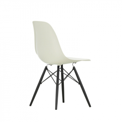 Chaise Vitra EAMES PLASTIC CHAIR DSW érable noir