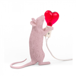 Lampe à poser MOUSE LOVE EDITION SELETTI