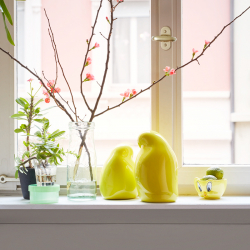 Objet insolite & décoratif Vitra RESTING BIRD Small