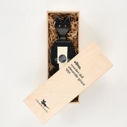 Objet insolite & décoratif Vitra WOODEN DOLL CAT Large