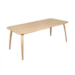 Table GUBI DINING RECTANGULAR GUBI