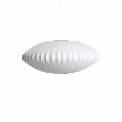 Lampe Suspension NELSON SAUCER BUBBLE HAY