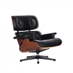 Fauteuil LOUNGE CHAIR Palissandre VITRA