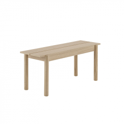 Banc LINEAR WOOD MUUTO