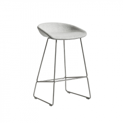Tabouret haut ABOUT A STOOL AAS 39 Lila 131 HAY