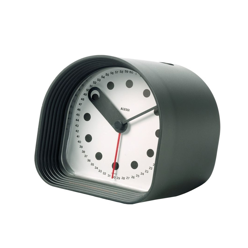 Horloge Alessi Pendule OPTIC