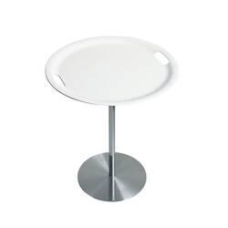 Table d'appoint guéridon Plateau/ Petite table OP-LA ALESSI