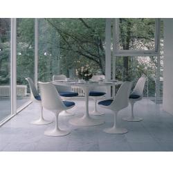 Table Knoll SAARINEN plateau marbre