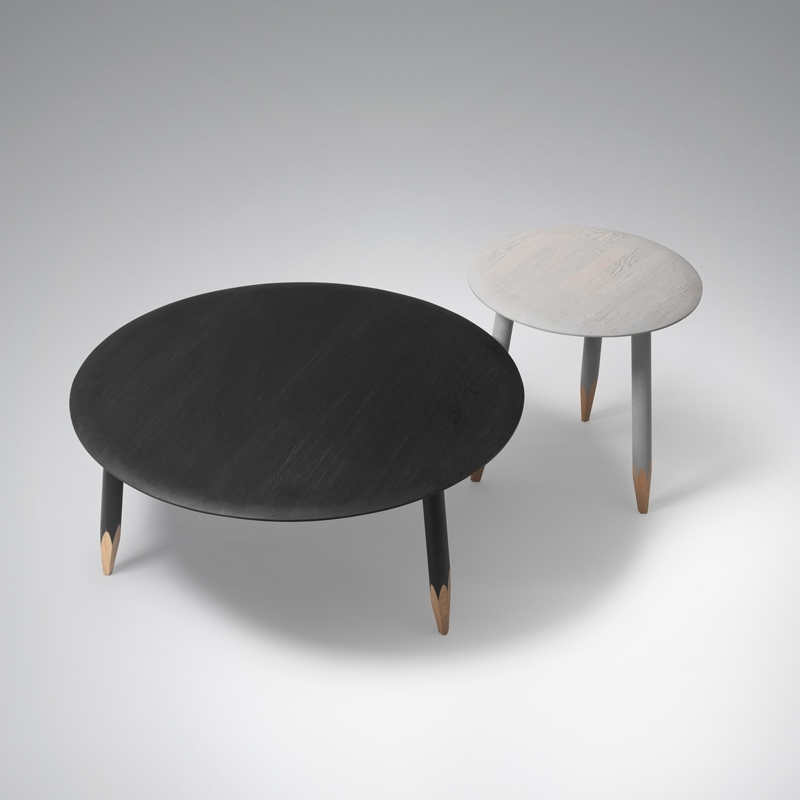 HOOF TABLE Ø 90