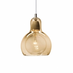 Lampe Suspension MEGA BULB SR2 teinté AND TRADITION