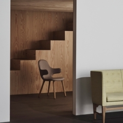 Petit Fauteuil And tradition CATCH CHAIR
