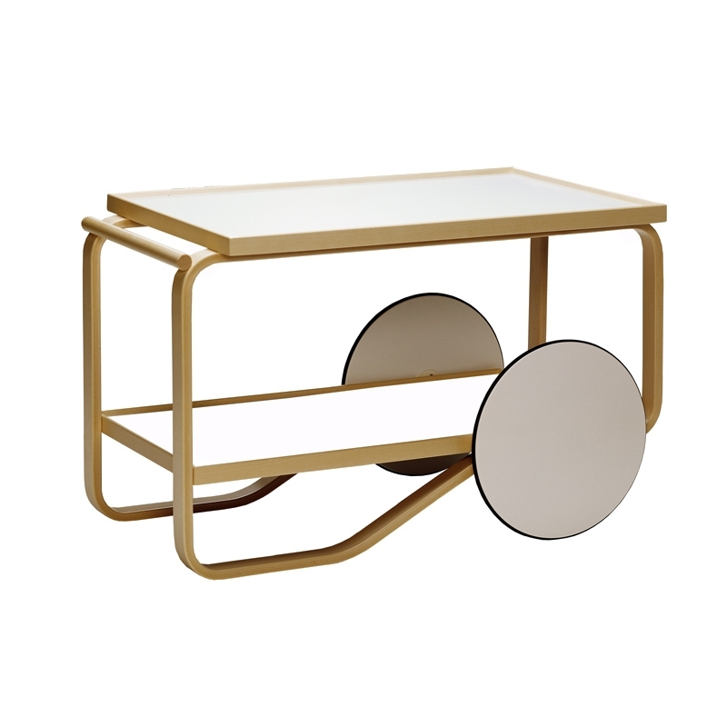 Table roulante Artek TEA TROLLEY 901