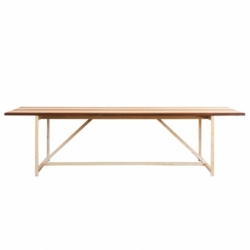 Bureau STRIPE TABLE BASSAMFELLOWS
