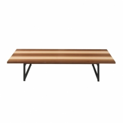 Table basse STRIPE COFFEE TABLE BASSAMFELLOWS