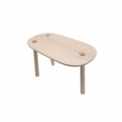 Table basse PEG SMALL CAPPELLINI