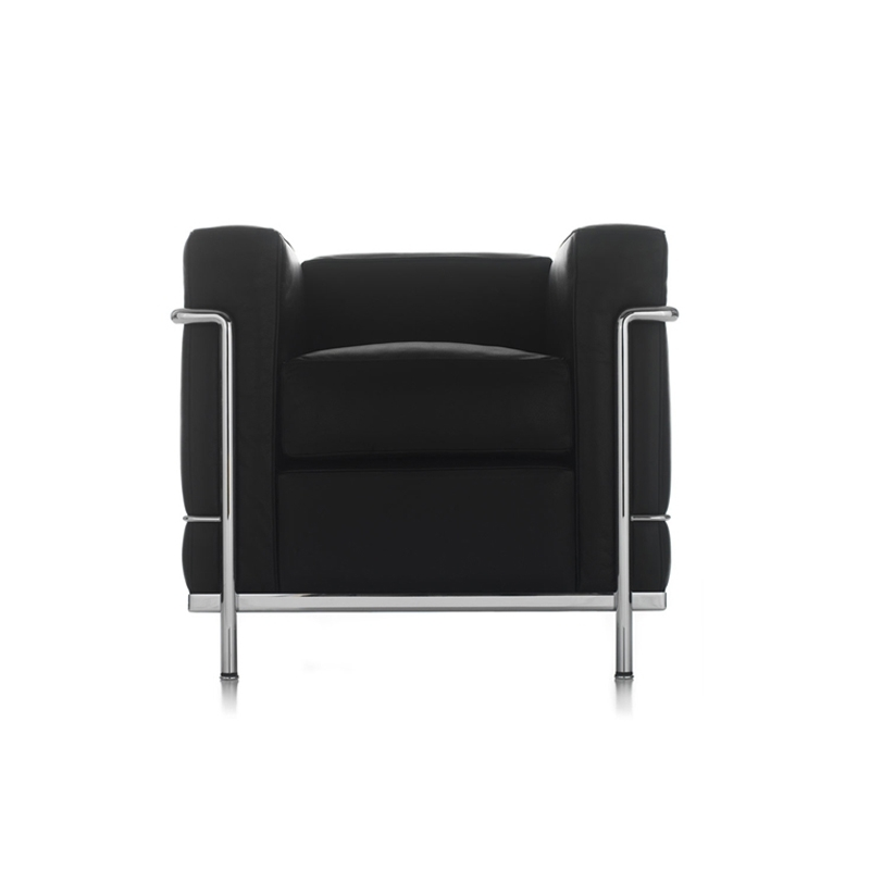 lc2 fauteuil cassina. Black Bedroom Furniture Sets. Home Design Ideas
