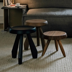 Tabouret Cassina 523 MERIBEL