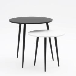 Table d'appoint guéridon Coedition SOHO Ø 50