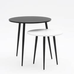 Table d'appoint guéridon Coedition SOHO Ø 40