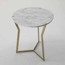 Table d'appoint guéridon Coedition STAR
