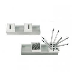set pour bureau canarie accessoire de bureau danese. Black Bedroom Furniture Sets. Home Design Ideas