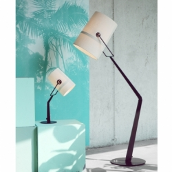 Lampadaire Diesel with foscarini FORK