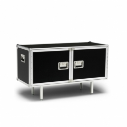 Meuble de rangement TOTAL FLIGHTCASE L 120 DIESEL WITH MOROSO