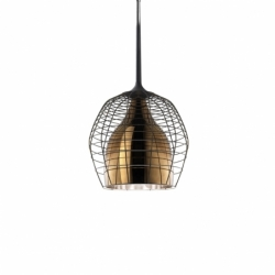 Lampe Suspension CAGE Piccola DIESEL WITH FOSCARINI