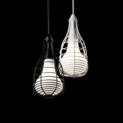 Suspension Diesel with foscarini CAGE MIC