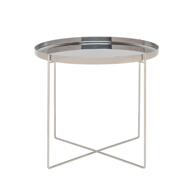 Table d'appoint guéridon E15 CM05 HABIBI Ø 57 x H 47