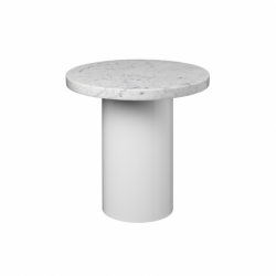 Table d'appoint guéridon E15 CT09 ENOKI Ø 40 x H 40