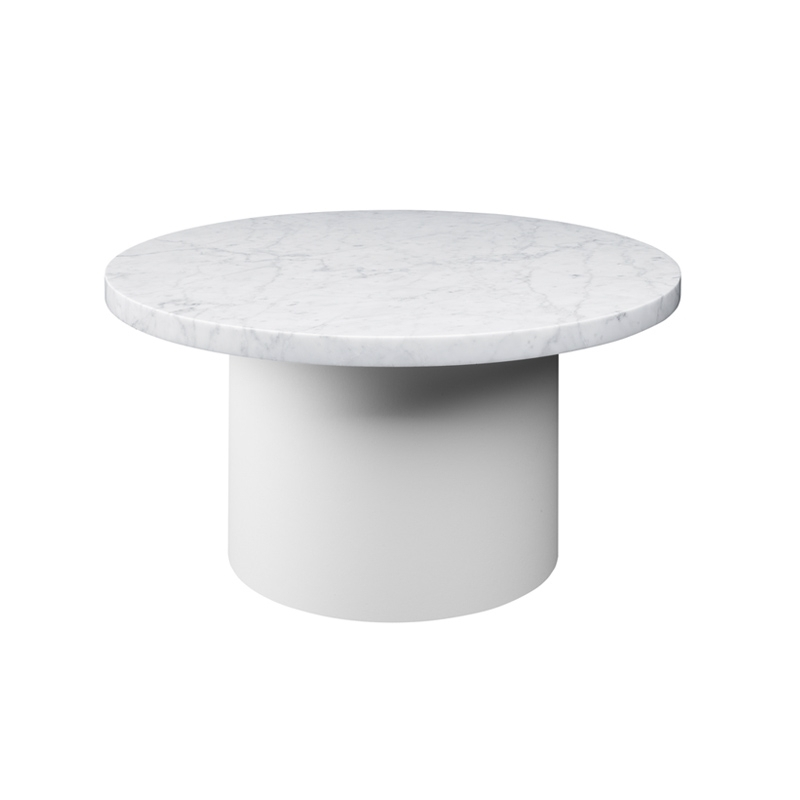 Table basse E15 CT09 ENOKI Ø 70 x H 35