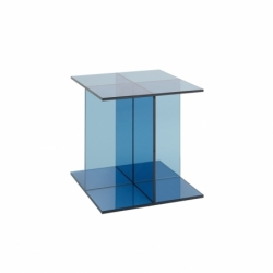 Table d'appoint guéridon E15 CT08 VIER