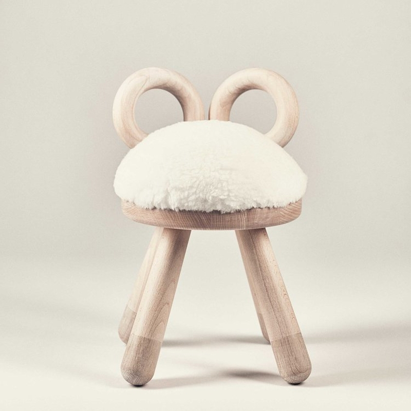 Chaise enfant SHEEP CHAIR