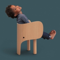 Siège Eo - elements optimal Chaise enfant ELEPHANT
