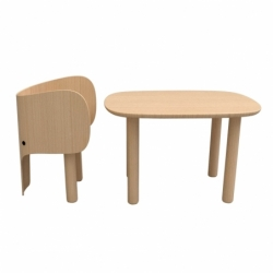Table & bureau Table enfant ELEPHANT EO - ELEMENTS OPTIMAL
