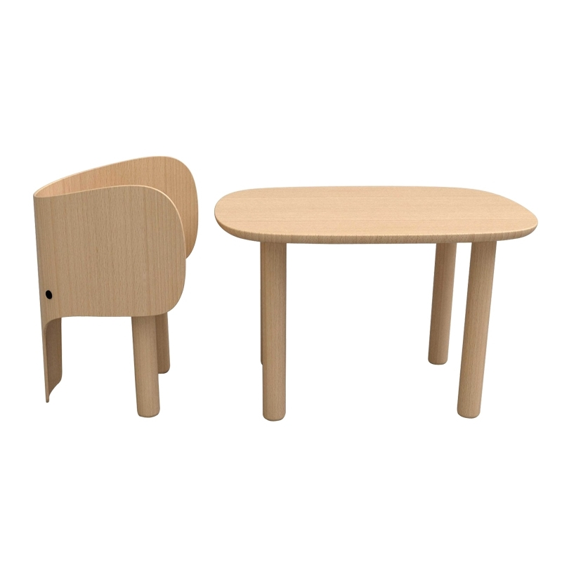 Table & bureau Eo - elements optimal Table enfant ELEPHANT
