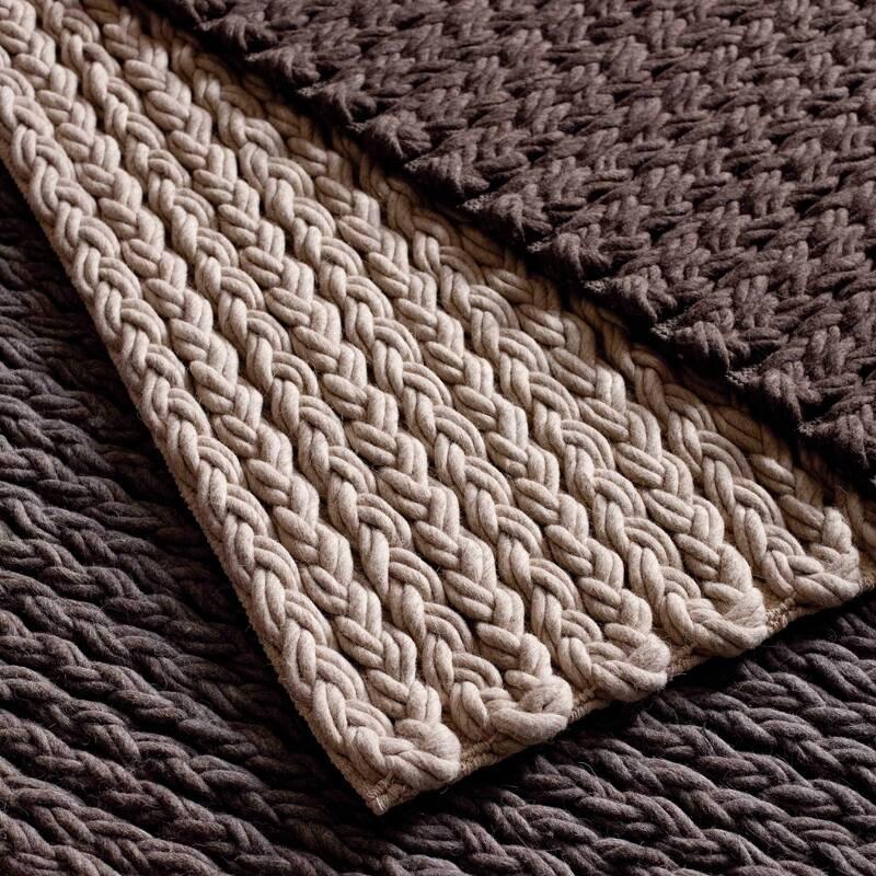 tapis trenzas 200x300 - Tapis 200x300