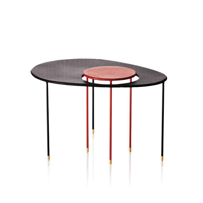 Mategot Kangourou Table Table D\'appoint Guéridon Gubi