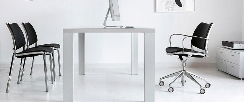 Fauteuil De Bureau Design - Mobilier  Design   Silvera Eshop
