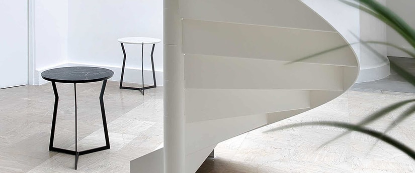 Table D'appoint Guéridon Design   Silvera Eshop