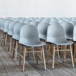 Chaise Bureau professionnel - Silvera Pro